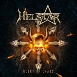 Helstar - Glory of Chaos cover art