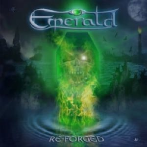 Emerald - Re-Forged cover art