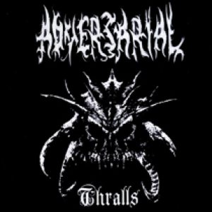 Adversarial - Thralls cover art