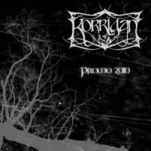 Korrigan - Promo 2010 cover art