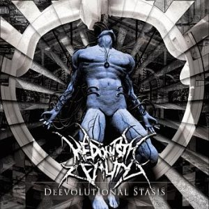 Hedonistic Exility - Deevolutional Stasis cover art