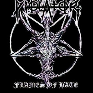 Violator - Flames of Hate cover art