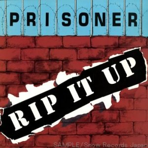 Prisoner - Rip It Up cover art