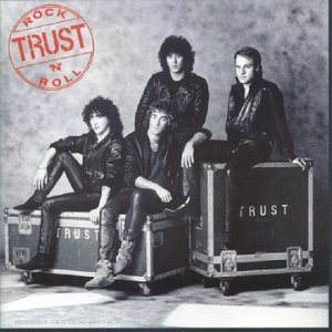 Trust - Rock 'n Roll cover art