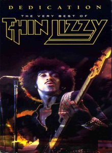 Thin Lizzy - Dedication cover art