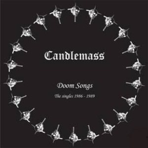 Candlemass - Doom Songs the Singles 1986-1989 cover art