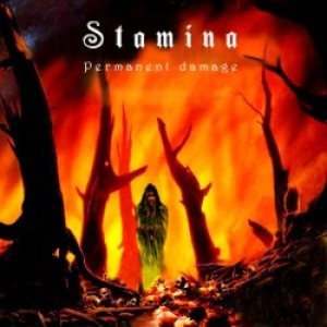 Stamina - Permanent Damage cover art