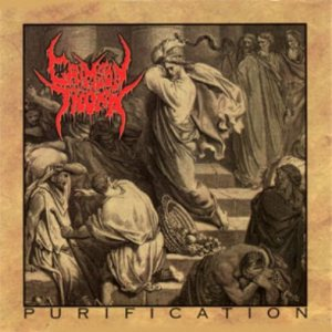 Crimson Thorn - Purification cover art