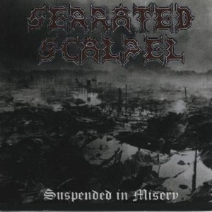 Serrated Scalpel - Suspended in Misery cover art