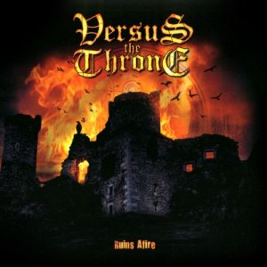 Versus the Throne - Ruins Afire cover art