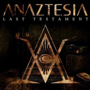 Anaztesia - Last Testament cover art