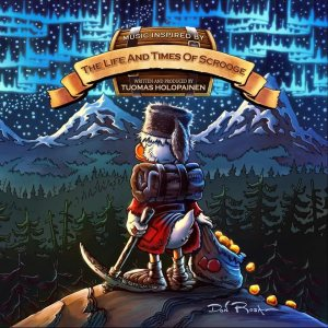 Tuomas Holopainen - The Life and Times of Scrooge cover art