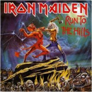 Iron Maiden - Run to the Hills cover art
