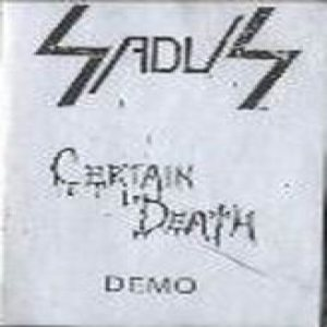 Sadus - Certain Death cover art