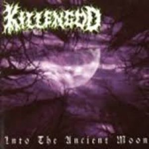 Killengod - Into the Ancient Moon cover art