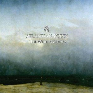 Atlantean Kodex - The White Goddess cover art