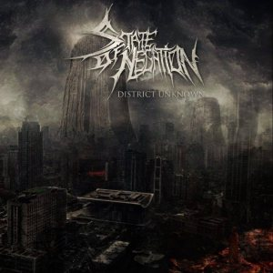 State of Negation - District Unknown cover art