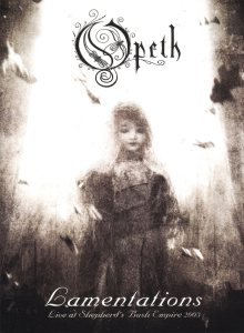 Opeth - Live At Shepherd's Bush Empire cover art