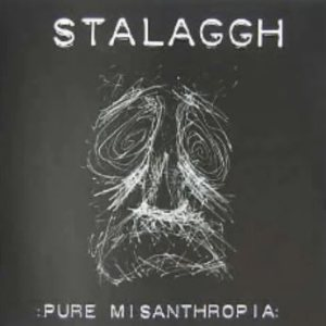 Stalaggh - Pure Misanthropia cover art
