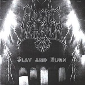 Funeris Nocturnum - Slay and Burn cover art