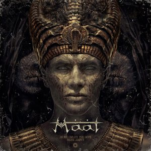 Maat - As We Create the Hope from Above cover art