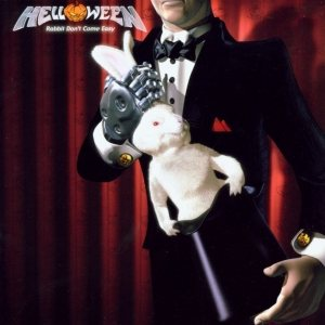 Helloween - Rabbit Don't Come Easy cover art