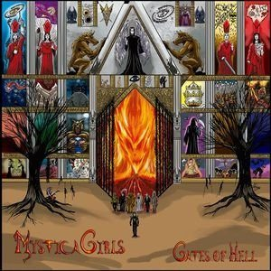 Mystica Girls - Gates of Hell cover art