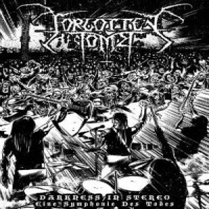 Forgotten Tomb - Darkness in Stereo: Eine Symphonie des Todes - Live in Germany cover art