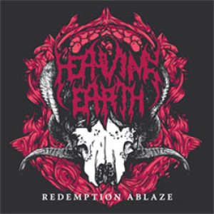 Heaving Earth - Redemption Ablaze cover art