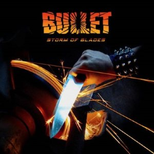 Bullet - Storm of Blades cover art