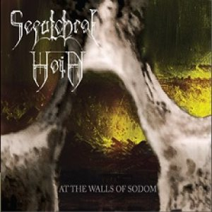 Sepulchral Void - At the Walls of Sodom cover art