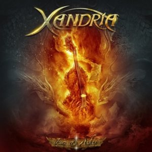 Xandria - Fire & Ashes cover art