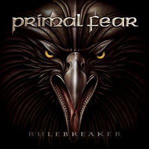 Primal Fear - Rulebreaker cover art
