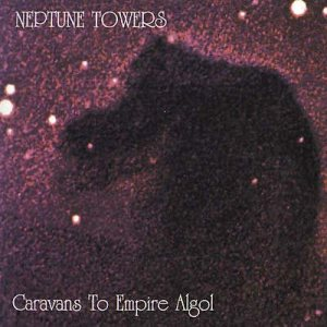 Neptune Towers - Caravans to Empire Algol cover art