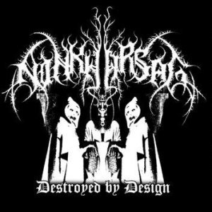 Ninkharsag - Destroyed by Design cover art