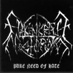 Hakenkreuz Nocturna - Pure Need of Hate cover art