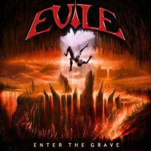 Evile - Enter the Grave cover art