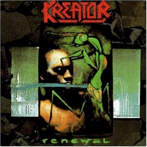 Kreator - Renewal cover art