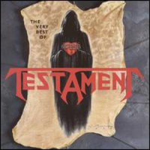Testament - The Very best of Testament cover art