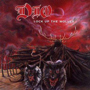 Dio - Lock Up the Wolves cover art
