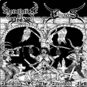 Revelation of Doom / Empheris - Anthems of the Alcoholic Hell cover art