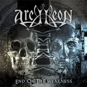Archeon - End of the Weakness cover art