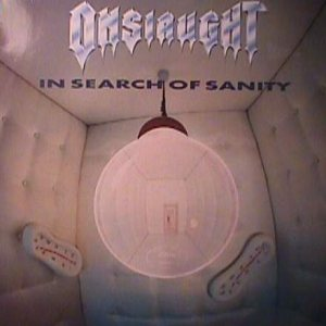 Onslaught - In Search of Sanity cover art