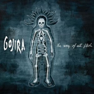 Gojira - The Way of All Flesh cover art