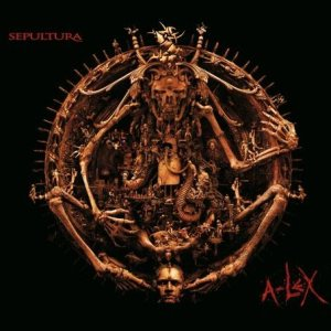 Sepultura - A-Lex cover art