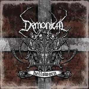 Demonical - Hellsworn cover art