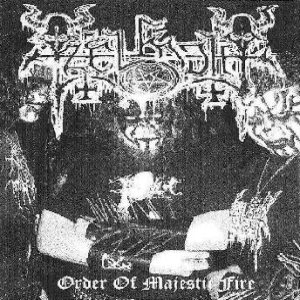 Tzelmoth - Order of Majestic Fire cover art