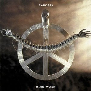 Carcass - Heartwork cover art