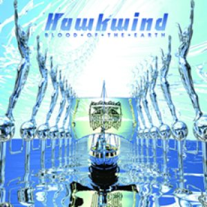 Hawkwind - Blood of the Earth cover art