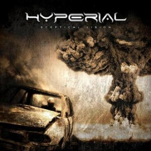 Hyperial - Sceptical Vision cover art